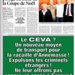 Grand concours de propos racistes et anti-frontaliers à Genève