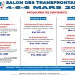 Salon des transfrontaliers 2010 à Annemasse : programme des conférences et ateliers
