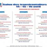 Conférences sur l'emploi en Suisse : retrouvez-moi les 14, 15 et 16 avril prochain