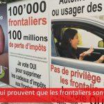 Les frontaliers du canton de Genève sont-ils des profiteurs ?