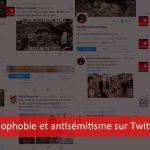 Racisme, antisémitisme et xénophobie sur Twitter en Suisse