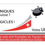 Comment le vote anti-frontaliers du Tessin risque de compromettre les accords bilatéraux Suisse – UE