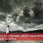 Les frontaliers au chômage seront peut-être bientôt indemnisés par la Suisse