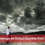 Quand le chômage des frontaliers en Suisse inquiète Paris