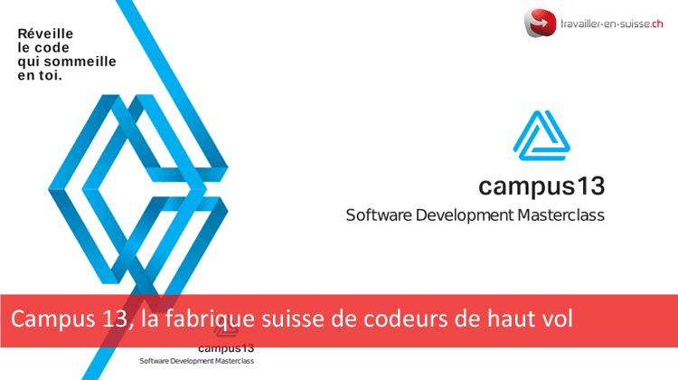 Campus 13 la fabrique suisse de codeurs de haut vol david talerman blog - Campus formation mondeville ...