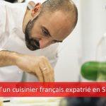 Expatriation cuisinier français en Suisse
