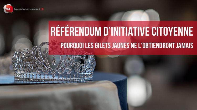 RIC, referendum d'initiative citoyenne