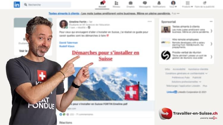 Reseautage-Linkedin-Travailler-en-suisse