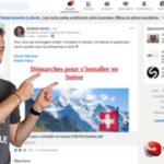 Réseautage avec Linkedin Travailler en Suisse